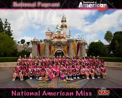 National American Miss : Event Results