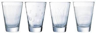 Купить Luminarc <b>Набор стаканов</b> Lounge Club 300 мл <b>4</b> шт N5284 ...