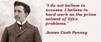 Quotes by James Cash Penney @ Like Success via Relatably.com