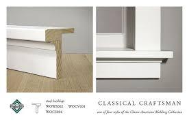 CLASSICAL CRAFTSMAN <b>STOOL</b> & APRON <b>MOLDING</b> BUILDUP ...
