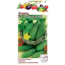 «<b>Семена Огурец Майский</b> F1, 10 шт, в цветной упаковке ...
