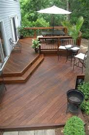 Outdoor Deck Design Ideas find this pin and more on decks