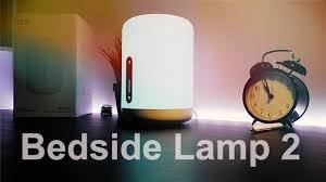 Обзор <b>Xiaomi</b> Mijia <b>Bedside Lamp 2</b> | От «Румиком», магазина ...