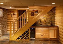 log cabin furniture basement rustic with stone wall stone wall cabin furniture ideas
