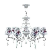 <b>Подвесная люстра Lamp4you</b> Provence серого цвета — купить по ...