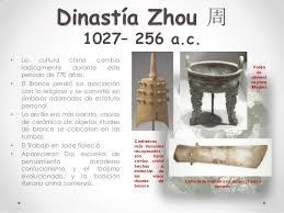 Resultado de imagen para La dinastía Zhou