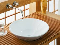 ideas bathroom sinks designer kohler: standing out article vessels standing x standing out