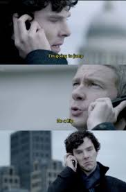 Fangirl Review: Best Sherlock Memes via Relatably.com