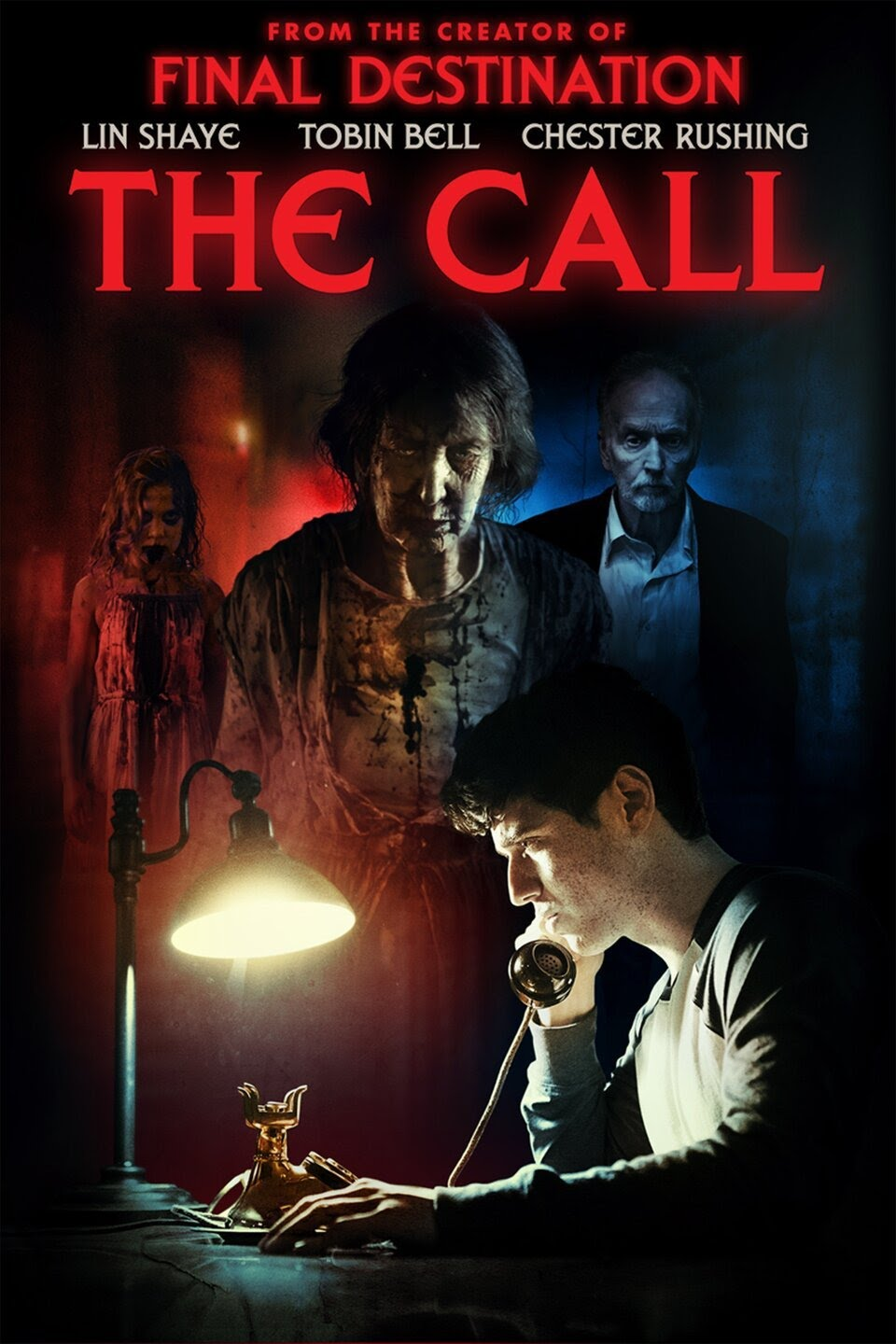 The Call (2020) Hindi Dubbed NF 720p Download