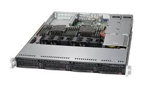 <b>Сервер Supermicro</b> SuperServer X11 WIO <b>SYS</b>-<b>6019P</b>-<b>WTR</b> в ...