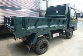 Kết quả hình ảnh cho xe tải ben veam vb100