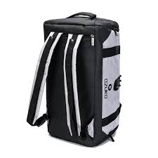 <b>OZUKO Men Backpack Travel</b> Waterproof Large Duffel <b>Bag</b> ₱1762