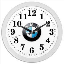 Часы круглые из пластика <b>Бмв</b> - <b>бмв</b> #2186766 от vasebala - <b>Printio</b>