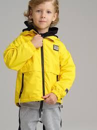 Красивая <b>верхняя одежда</b> для мальчиков - <b>PlayToday</b>