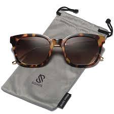 wowsun flat top oversized square sunglasses women gradient 2019 summer style classic sun glasses big eyewear uv400 a699