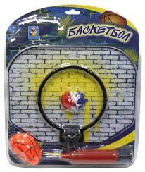 Купить <b>Набор для игры в</b> баскетбол 1 TOY (Т59864) недорого на ...