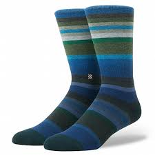 Купить <b>Носки STANCE RESERVE</b> WORTH BLUE L в интернет ...