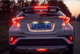 <b>Car styling Taillights</b> For Toyota CH R C HR CHR 2017 2018 Led ...
