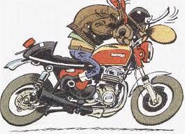 Bildergebnis für Motorrad fahrer comics