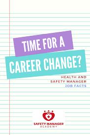 career change need a new career