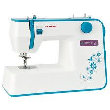 Стоит ли покупать <b>Швейная машина Aurora STYLE</b> 70? Отзывы ...