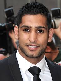 Bunce on Boxing: Amir Khan joins long list seeking fight with Floyd Mayweather (and the money that comes with it) - Amir-Khan-pa