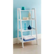 bargains bathroom storage bm maine ladder shelf  maine ladder shelf maine ladder shelf