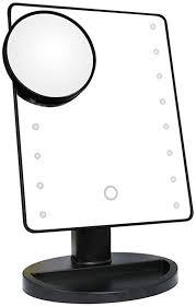 LED Desktop Makeup Mirror, <b>HD Makeup Mirror</b>, Stepless Dimming ...