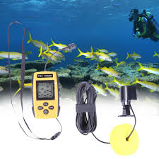 <b>Fish Finder</b> Sounder Wireless <b>Sonar Fishing Underwater</b> Camera ...