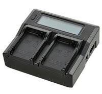 «<b>Двойное зарядное устройство</b> dual charger для sony np fw50 lcd ...