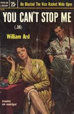 You Can't Stop Me - George Kelley Paperback & Pulp Fiction ...