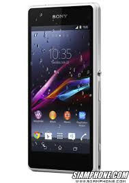 SONY Xperia Z1 Compact สมาร์ทโฟน หน้าจอ 4.3 นิ้ว ราคา 15,990 บาท ...