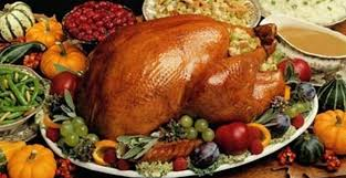 Image result for thanksgiving turkey on the table