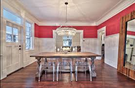 red dining table and chairs delorme designs red dining rooms part
