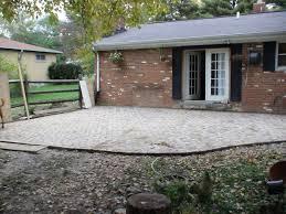 patio steps pea size x:  charming brick patio designs dscjpg  charming brick patio designs
