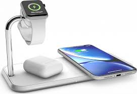 Купить док-станция <b>zens</b> aluminium dual wireless <b>charger</b> + watch ...
