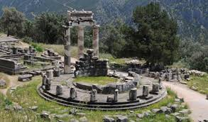 Αποτέλεσμα εικόνας για δελφοι χρησμοι μυθολογια