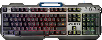 ROZETKA   <b>Клавиатура</b> проводная <b>Defender Assault GK</b>-<b>350L</b> ...
