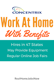 concentrix work at home call center jobs concentrix hires product support advisors from 47 states as an advisor you will handle