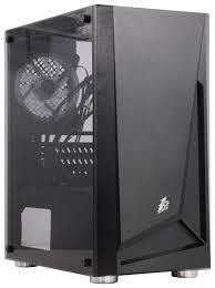Компьютерный <b>корпус 1stPlayer Rainbow R2</b> Black — купить по ...