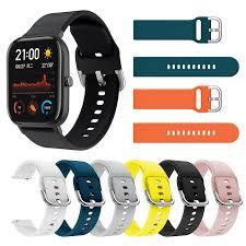 <b>Bracelet Strap</b> For Huami Amazfit GTS 20mm <b>Smart Watch Strap</b> ...