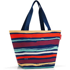Купить <b>Сумка Shopper M</b> artist stripes <b>Reisenthel</b> ZS3058 в ...