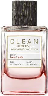 <b>Clean</b> Reserve <b>Hemp &</b> Ginger Edp Spray 100ml: Amazon.co.uk ...