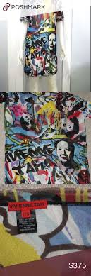 Rare Vintage Vivienne Tam Mao <b>Graffiti Mesh</b> Dress A rare vintage ...