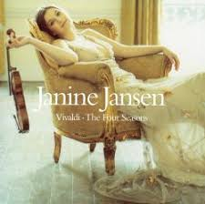 <b>Vivaldi</b>: The Four Seasons - <b>Janine Jansen</b>, Henk Rubingh, Candida ...