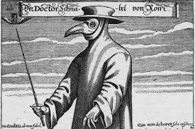 Uniforme dei medici del XVII secolo