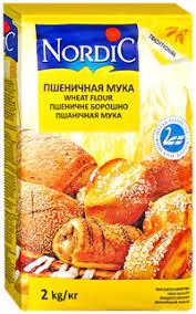 <b>Мука NORDIC пшеничная</b> – купить в сети магазинов Лента.