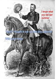 the life and times of ulysses s grant the angry staff officer image