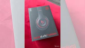 <b>Беспроводные мониторные наушники Beats</b> Studio3 купить в ...