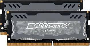 Crucial Ballistix Sport LT <b>DDR4 2x4Gb 2400MHz</b> - отзывы о ...